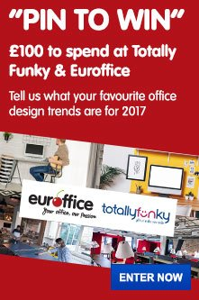 WIN £100 in our Office Design Trends Competition