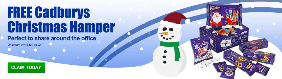 Free Christmas Hamper