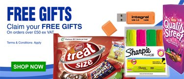 Free Gifts from Essex Stationery