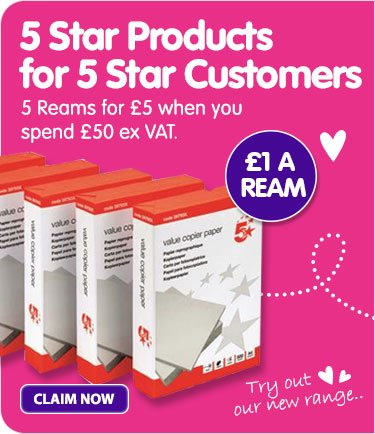 5 Star Products for 5 Star Customers