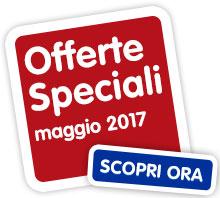 Offerte Speciali di Maggio