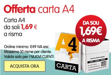 Carta A4 prospect