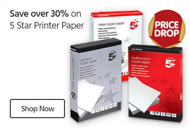 Paper Price Drop
