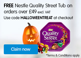Halloween Trials - Homepage Hero