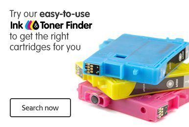 Ink & Toner Finder - Homepage slot 2