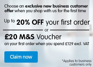 Up to 20% Off your first order OR FREE £20 M&S Voucher