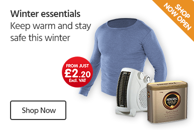 Winter Essentials Promo