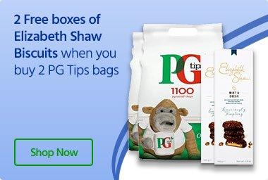 PG-Tips-Elizabeth Shaw Biscuits