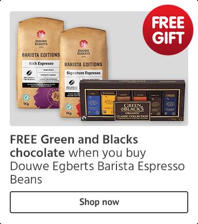 Free Gift on Douwe EG