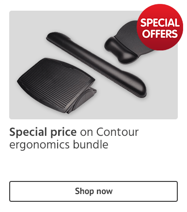 Special price on Contour ergonomics bundle