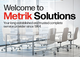 Welcome to Metrik Solutions