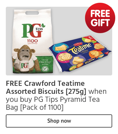 PG Tips Offer