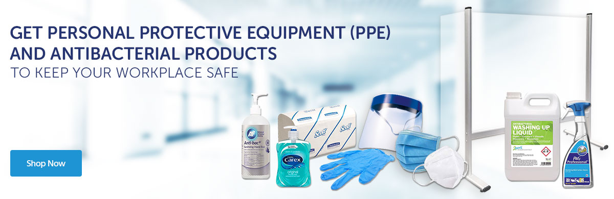 PPE and Antibacterial products