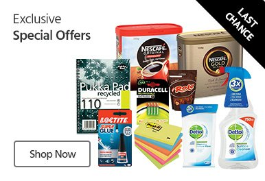 Special Offers Last Chance
