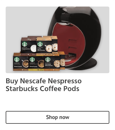 Starbucks Nespresso Offer