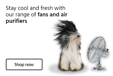 Fans and purifiers