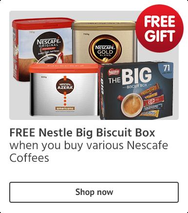 Free Gift on Nescafe