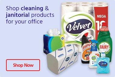 Cleaning and Janitorial Products