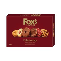 Free Foxs Biscuits