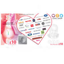 Free £10 Love 2 Shop Voucher