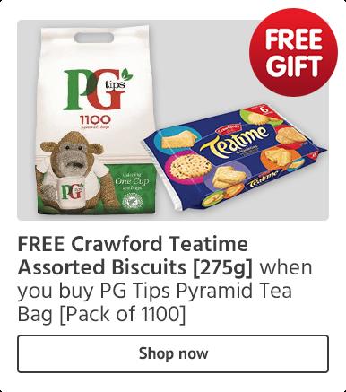 PG Tips Offer